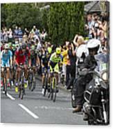 Le Tour De France 2014 - 5 Canvas Print