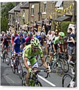 Le Tour De France 2014 - 7 Canvas Print