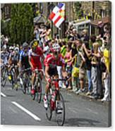Le Tour De France 2014 - 9 Canvas Print