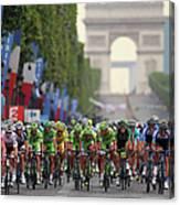 Le Tour De France 2014 - Stage Twenty Canvas Print