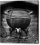 Leaky Cauldron Canvas Print