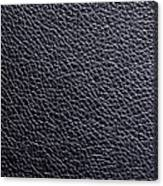 Leather Background Canvas Print
