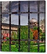 Leavenworth Federal Prison Canvas Print