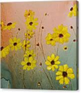 Leavenworth's Tickweed Canvas Print