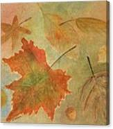 Leaves Vll Canvas Print