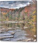 Lee Creek Canvas Print