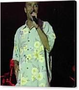 Lee Greenwood Sings Canvas Print