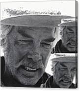 Lee Marvin Monte Walsh #1 Old Tucson Arizona 1969-2012   Canvas Print