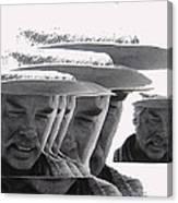 Lee Marvin Monte Walsh #2 Old Tucson Arizona 1969-2012   Canvas Print