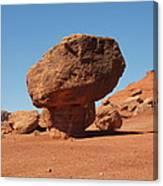 Lees Ferry Balancing Rock Canvas Print