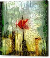 Left Canvas Print