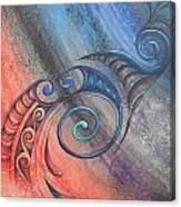 Legend Toru Canvas Print
