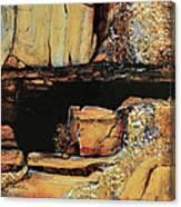 Legendary Lost Dutchman Mine Canvas Print
