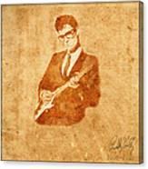 Legends 9 Canvas Print