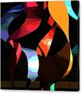 Lehigh University Cerrulli Sculpture Canvas Print