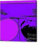 Lemon Razz Ice 13 Canvas Print