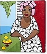 Lemons 2 Canvas Print