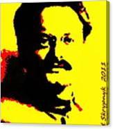 Leon Trotsky Canvas Print