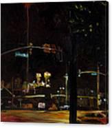 Leonis Blvd Canvas Print