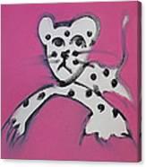 Leopard  Canvas Print