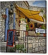 Les Baux De Provence France Dsc01887 Canvas Print