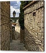 Les Baux De Provence France Dsc01926  Canvas Print