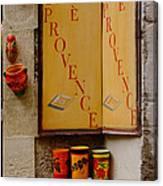 Les Baux De Provence France Dsc01931 Canvas Print