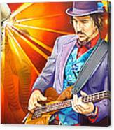Les Claypool's-sonic Boom Canvas Print