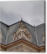 Les Invalides - Paris France - 011314 Canvas Print