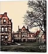 Lesley University-cambridge Boston Canvas Print