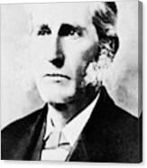 Lester Frank Ward (1841-1913) Canvas Print