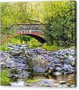 Lester Park Bridge Canvas Print