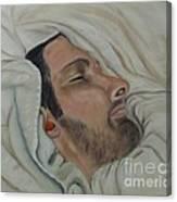 Let Me Sleep Canvas Print