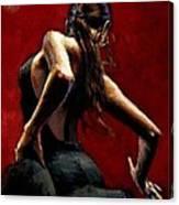 Lets Dance Canvas Print