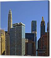 Let's Talk Chicago Canvas Print