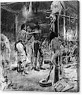 Lewis & Clark York Canvas Print