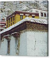 Lhasa Tibet 1 By Jrr Canvas Print