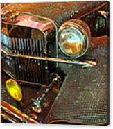 Liberace's Ride Canvas Print