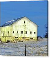 Liberty Barn Canvas Print