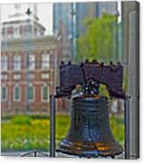 Liberty Bell Canvas Print