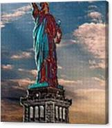 Liberty For All Canvas Print