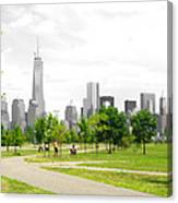 Liberty Park Canvas Print