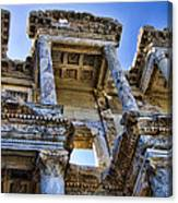 Library Of Celsus Canvas Print