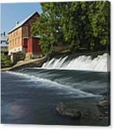 Lidtke Mill 1 B Canvas Print