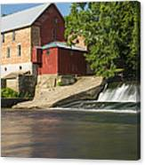 Lidtke Mill 5 Canvas Print
