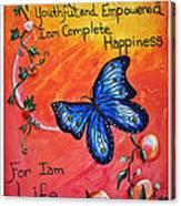 Life - Healing Art Canvas Print