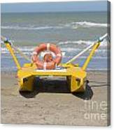 Lifeboat Canvas Print