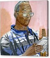Lifelong Learner Canvas Print