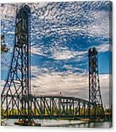 Lift Bridge 3d21789 Canvas Print