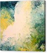Light Becomes Life Canvas Print
